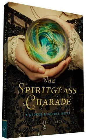 The Spiritglass Charade – Paperback