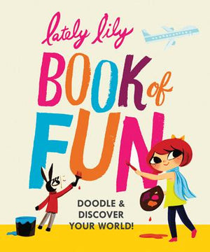 Lately Lily Book of Fun