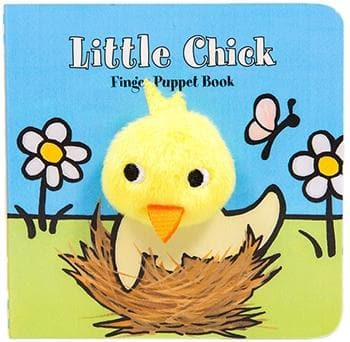 Little Chick: Finger Puppet Book