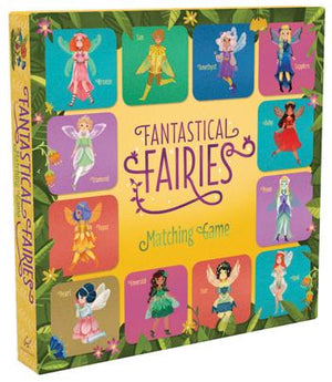 Fantastical Fairies Matching Game