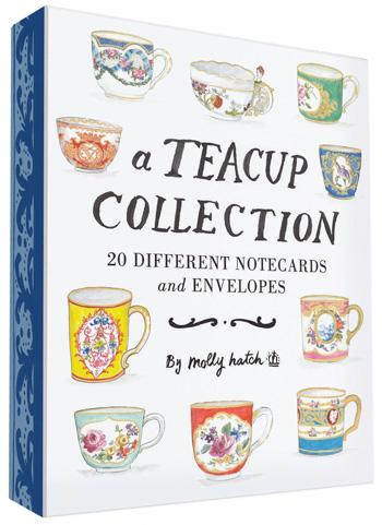 Teacup Collection Notes
