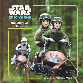 Star Wars Epic Yarns: Return of the Jedi - Chronicle Books