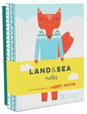 Land & Sea Notes
