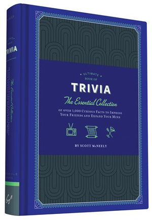 Ultimate Book of Trivia