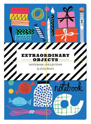 Extraordinary Objects Notebook Collection