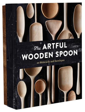 The Artful Wooden Spoon Notecard Set