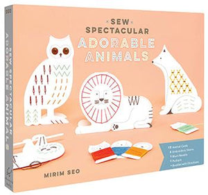 Sew Spectacular: Adorable Animals