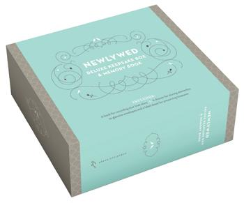 Newlywed Deluxe Keepsake Box and Memory Book