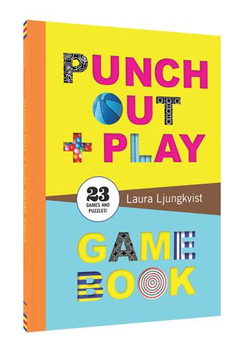 Punch Out + Play Game Book