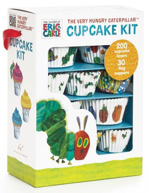 The World of Eric Carle™ The Very Hungry Caterpillar™ Cupcake Kit
