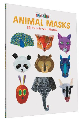 World of Eric Carle Animal Masks