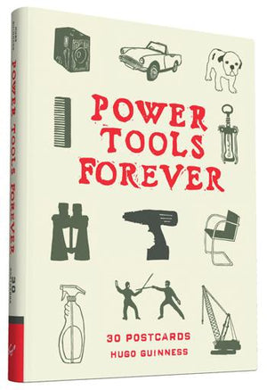 Power Tools Forever Postcards