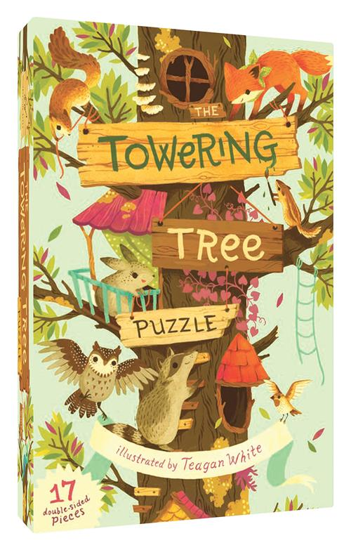 Towering Tree Puzzle