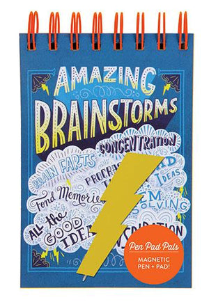 Pen Pad Pals: Amazing Brainstorms