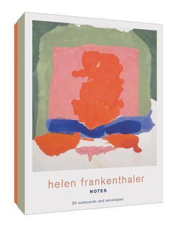 Helen Frankenthaler Notes