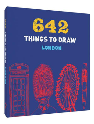 642 Things to Draw: London (pocket-size)
