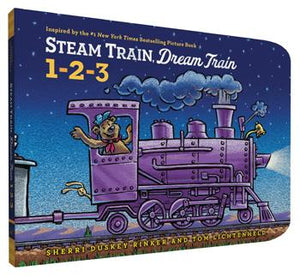 Steam Train  Dream Train 1-2-3