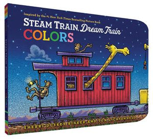 Steam Train  Dream Train Colors