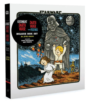 Goodnight Darth Vader / Darth Vader and Friends Deluxe Box Set
