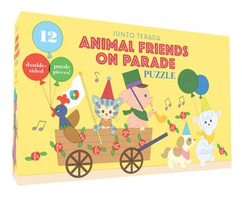 Animal Friends on Parade Puzzle