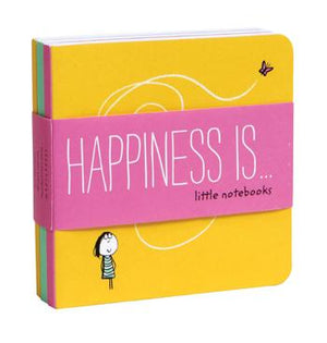 Happiness Is . . . Little Notebooks