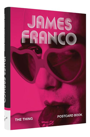 THE THING Postcard Book: James Franco