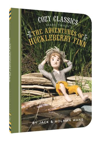 Cozy Classics: The Adventures of Huckleberry Finn
