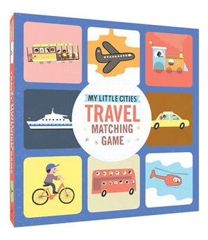 My Little Cities: Travel Matching Game