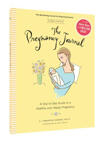 The Pregnancy Journal, 4th Edition