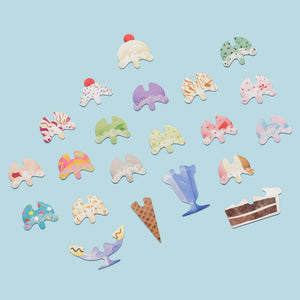 Ice Cream Scoop Puzzle puzzle pieces