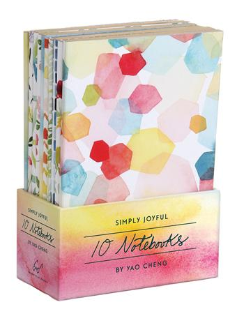 Simply Joyful: 10 Notebooks