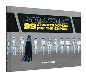 Star Wars: 99 Stormtroopers Join the Empire