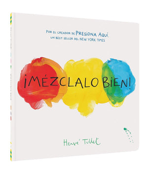 Mezclalo Bien! (Mix It Up! Spanish language edition)