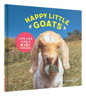 Happy Little Goats hc