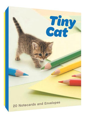 Tiny Cat Notecards