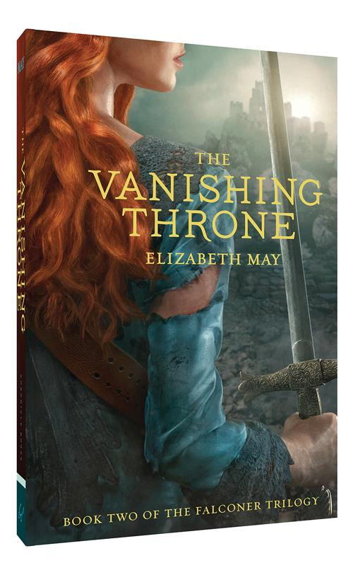 The Vanishing Throne - Paperback