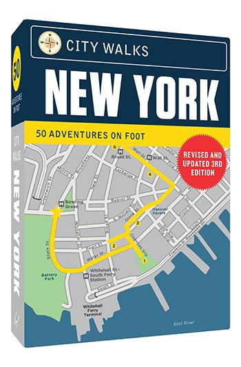 City Walks Deck: New York (Revised)