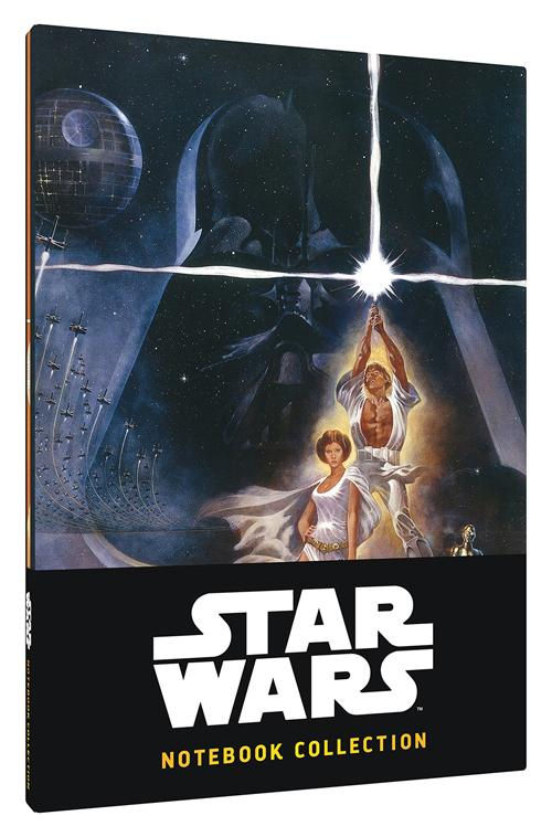 Star Wars® A New Hope Notebook Collection