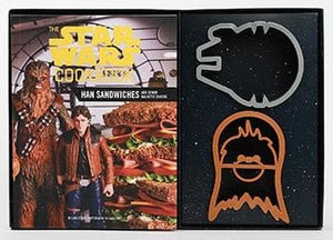 Star Wars Cookbook: Han Sandwiches and Other Galactic Snacks