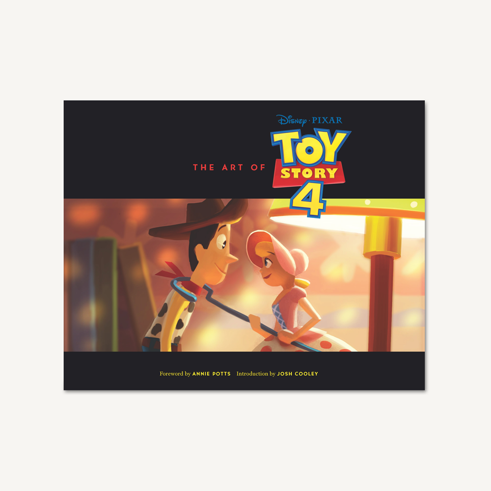 The Art of Toy Story 4