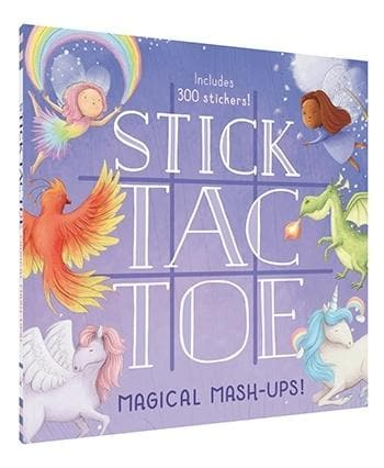 Stick Tac Toe: Magical Mash-ups!