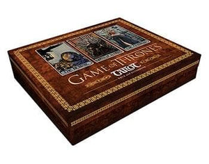 Game of Thrones Tarot box sideview