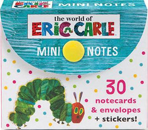 World of Eric Carle Mini Notes