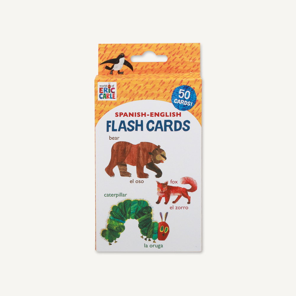 The World of Eric Carle™ Spanish-English Flash Cards