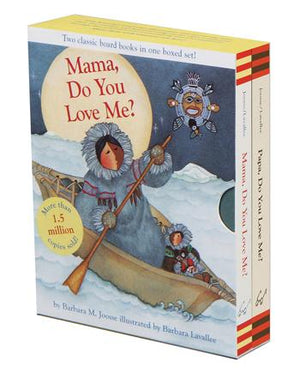 Mama, Do You Love Me? & Papa, Do You Love Me? Boxed Set