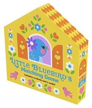 Little Bluebird's Matching Game
