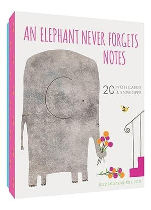 An Elephant Never Forgets Notes