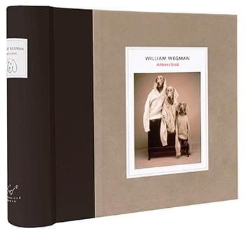 William Wegman Address Book