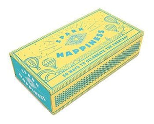 Spark Happiness faux matches