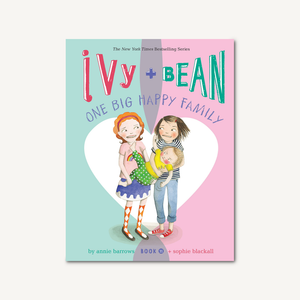 Ivy and Bean One Big Happy Family (Book 11) - Paperback